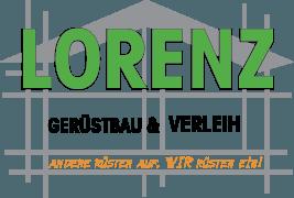 Lorenz-Gerüstbau-Erlenbach-Wappen